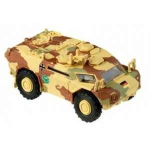 Personnel Carrier Fennek, Isaf, Camo 5000 German Army Toys & Games
