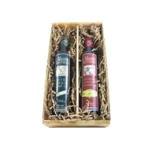 Italian Treat Gift Basket    Extra Virgin Olive Oil And Balsamic