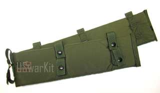 LBT London Bridge Trading Company Medium Dual Support Belt in Olive