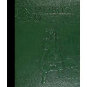 Reprint) 1980 Yearbook James Madison University High School