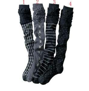 NWT Boutique Super Long Princess Knee High Socks 3T 5T