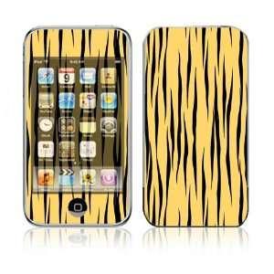 Apple iPod Touch (1st Gen) Vinyl Decal Sticker Skin   Tiger