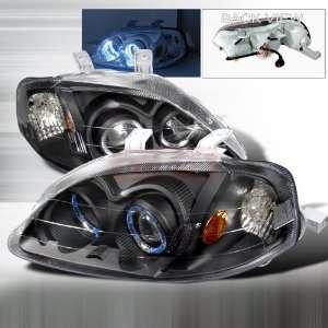 Honda Honda Civic Projector Head Lamps/ Headlights Performance