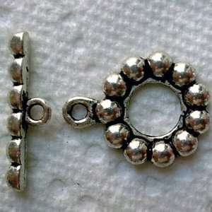 Dot Round Toggle Clasps 20mm ~ Jewelry Making ~ Arts, Crafts & Sewing