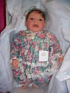 JUST REDUCED~Sweet Flower~RETIRED~Lee Middleton Doll