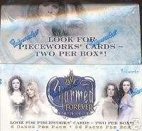 CHARMED FOREVER 2007 INKWORKS TRADING CARD BOX