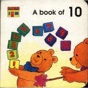 A Book of 10 (My Bears Counting House): Gina Bencraft