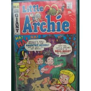 Little Archie No. 67 (Little Archie Giant Comics): Inc
