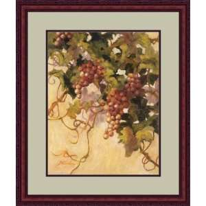 Harvest Time II by Joyce Kamikura   Framed Artwork