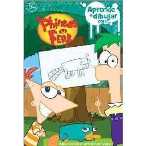 Aprende a dibujar a Phineas y Ferb (9788499513003): LIBROS