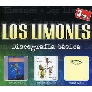 Discografia Basica: Los Limones: Music