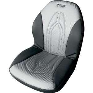 HT MOTO SEAT CVR KAW BLK/GRY UTV K01 Automotive