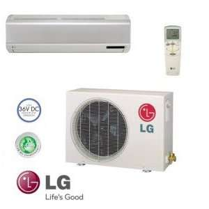 LG LS186CE Wall Mount Single Zone Mini Split Cooling