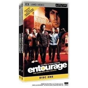 Entourage   The Complete First Season (UMD Mini For PSP