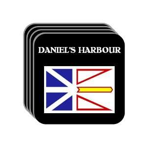 Newfoundland and Labrador   DANIELS HARBOUR Set of 4 Mini Mousepad