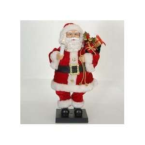 Anime santa clause on popscreen for Animated santa claus decoration