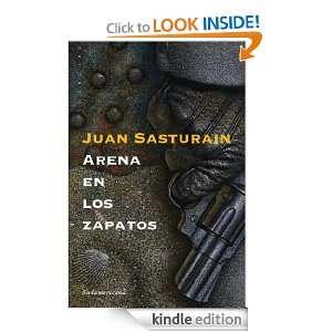 Arena en los zapatos (Spanish Edition) Sasturain Juan