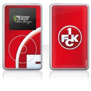 Design Skins for Apple iPod Photo   1. FCK Logo Design