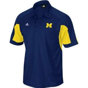 Michigan Wolverines Head Coaches Polo Shirt Sports
