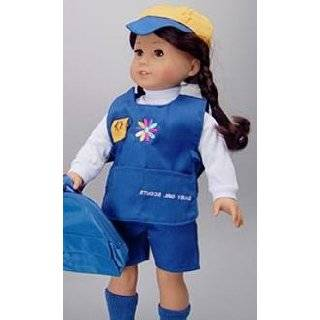 Girl Scout   18 Inch Dolls Clothes/clothing Fits American Girl