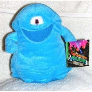 16 Monsters vs. Aliens Plush Bob Toys & Games