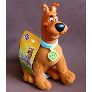 Scooby Doo   Plush Buddy Scooby Doo Doll Toys & Games