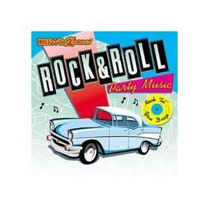 Rock & Roll Party Music Toys & Games