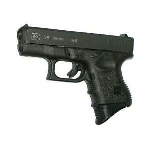 Glock 26, 27, 33 & 39 Grip Extension, Black:  Sports