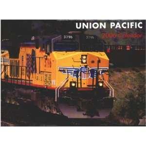 2006 Union Pacific Railroad Wall Calendar