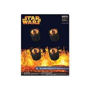 Star Wars III Lenticular Ring Toys & Games