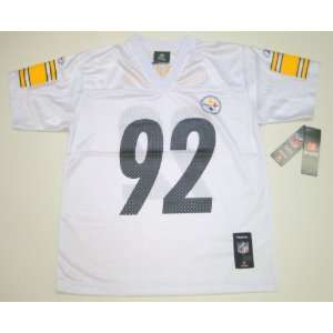 NFL Reebok Pittsburgh Steelers James Harrison Team Apparel