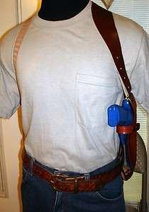 LEATHER SHOULDER HOLSTER 4 COLT 5 GOV 1911 1991 A1