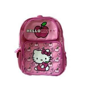 Hello Kitty  Large Backpack (Pink Apple) Toys & Games