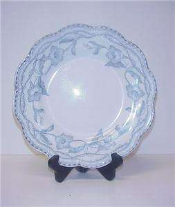 ANTIQUE JOHNSON BROTHERS THE LOTHAIR DINNER PLATES SET 5