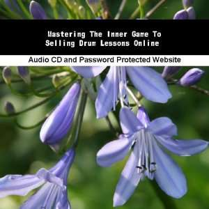To Selling Drum Lessons Online James Orr and Jassen Bowman Books