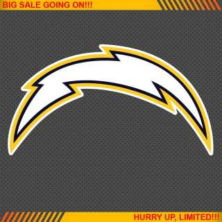 San Diego Chargers NFL Football Logo Car Bumper Window Wall Sticker