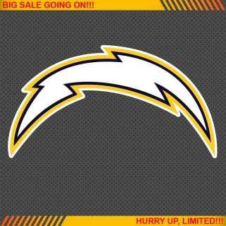 San Diego Chargers NFL Football Logo Car Bumper Window Wall Sticker