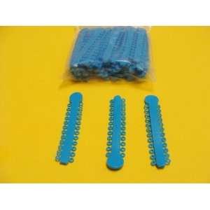 Dental Elastic Orthodontic Life Blue Pack/1040 Ligature Ties ELN043