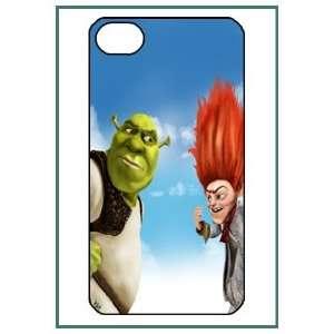 Shrek iPhone 4s iPhone4s Black Designer Hard Case Cover