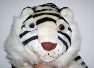 HALLOWEEN COSTUME 44 WHITE TIGER PLUSH CHOSUN 4 5 YRS