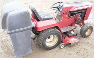 Wheel Horse C 175 Tractor Kohler KT17S 17hp Engine Metal Fuel Pump