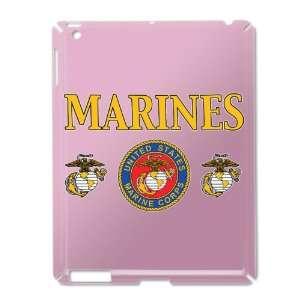 iPad 2 Case Pink of Marines United States Marine Corps