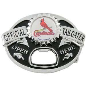St Louis Cardinals Silver Official Tailgater Bottle Opener