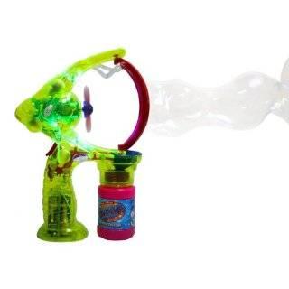 Light Up Battery Operated Bubble Gun