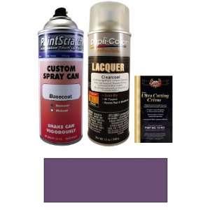 Oz. Dark Violet Metallic Spray Can Paint Kit for 2011 Scion xB (9AF