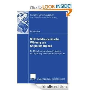 Lars Fiedler, Prof. Dr. Manfred Kirchgeorg  Kindle Store