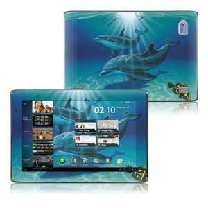 Ocean Serenity Design Protective Decal Skin Sticker for