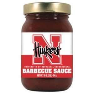 Nebraska Huskers Barbecue Sauce (16oz)