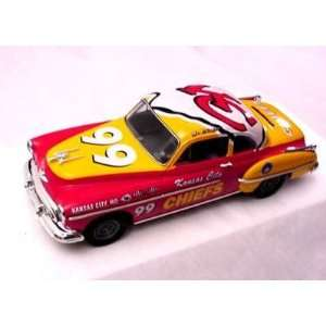 1950 Olds 88 Kansas City Chiefs Diecast Bank Toys & Games