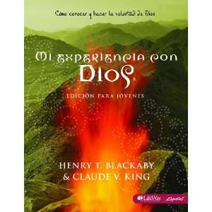 God Bible Study for Youth, Member Book) (Spanish Edition